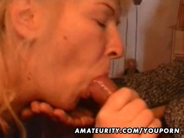 Blowjob Cum Mouth German