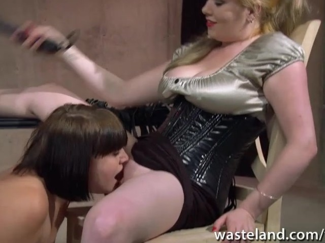 Sex Slave Training Slapping