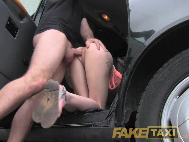 Female Fake Taxi Rough Lesbian