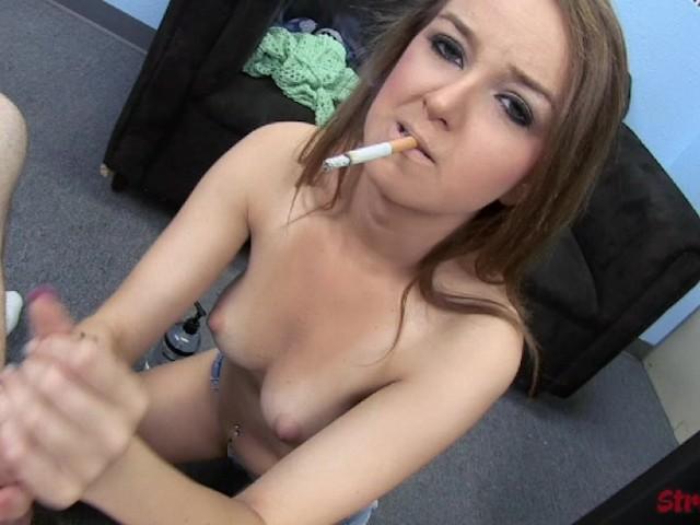 Smoking Handjob Videos