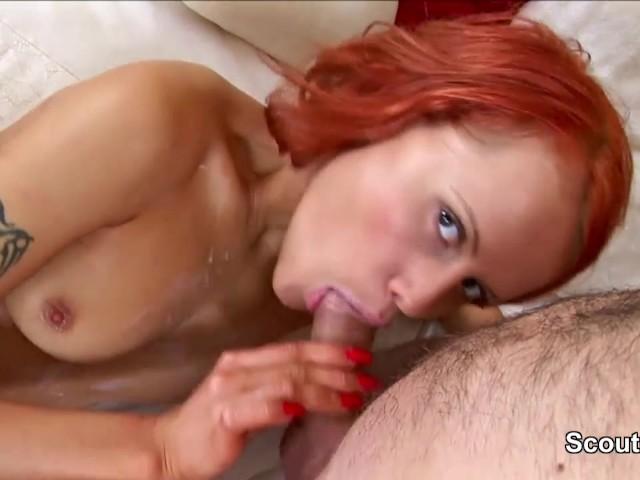 Russian Redhead Teen Anal