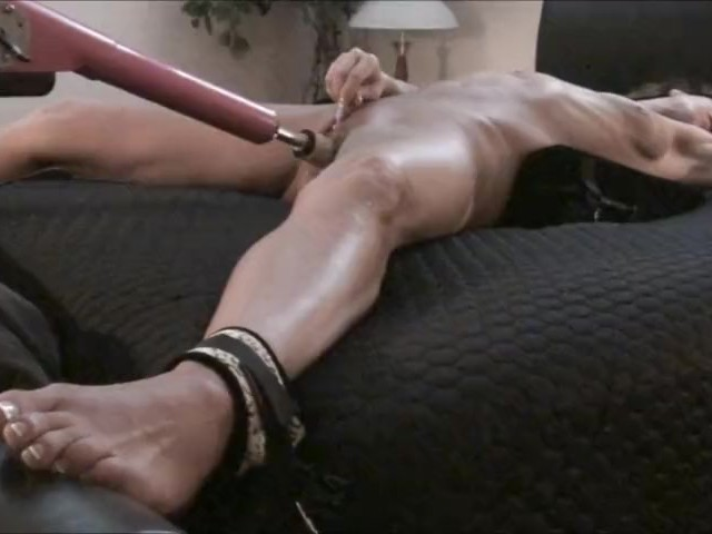 Lesbian Strapon Tied Up