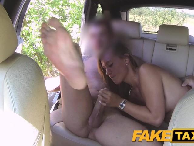 Fake Taxi Natürliche Große Titten