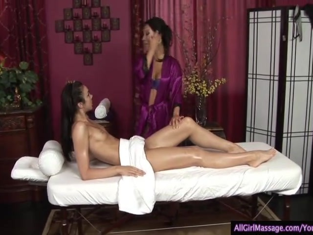 Girl Girl Massage Orgasm