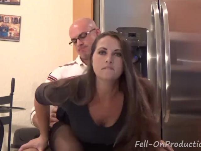 Step Son Fucks Hot Milf