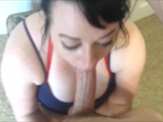 Big Tits Pov Deepthroat