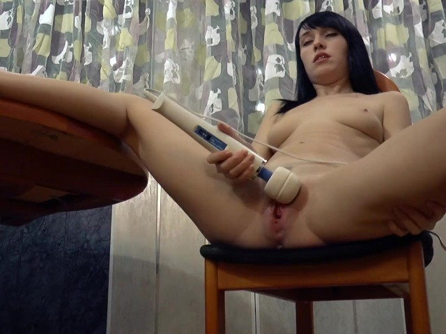 Masturbation hitachi magic wand