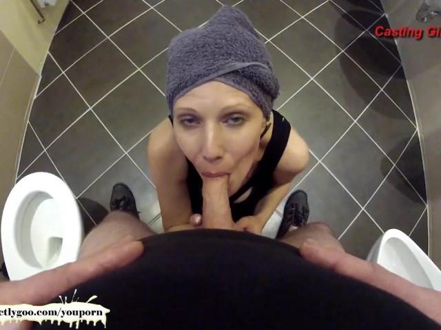 Huge Tits Milf Pov Blowjob
