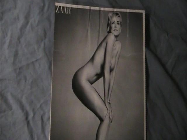 Sharon Stone Sucking Cock Photo