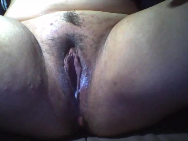 Chubby Girl Creamy Pussy
