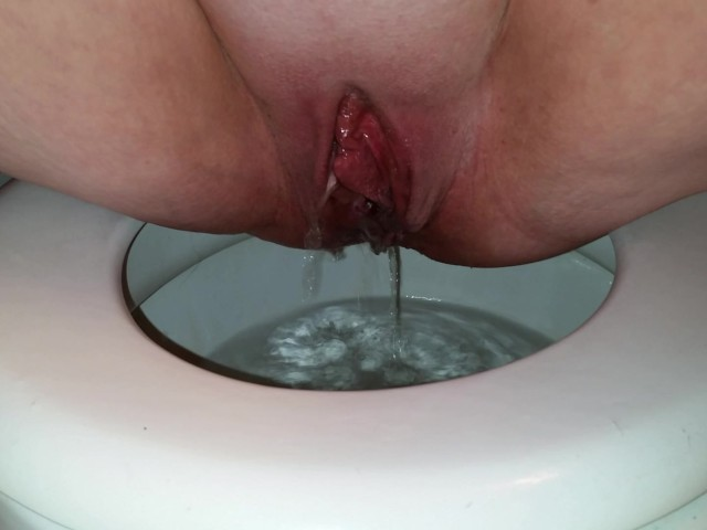 Swollen Filled Pussy