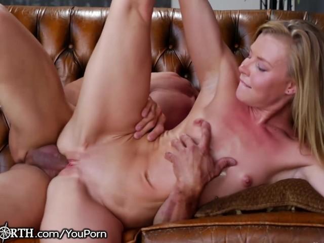Big Tit Redhead Teen Creampie