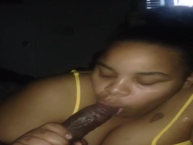 Ebony Dick Sucking Contest