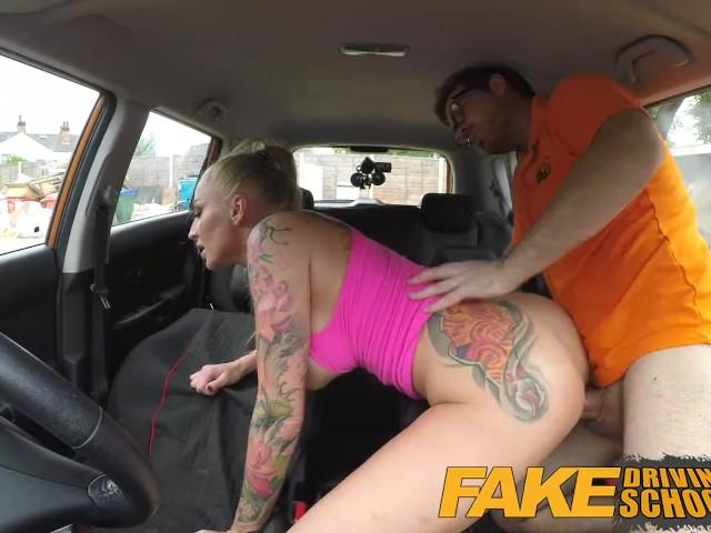 Free HQ driving school porn pics