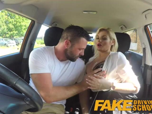 Fake Driving School Lesbian