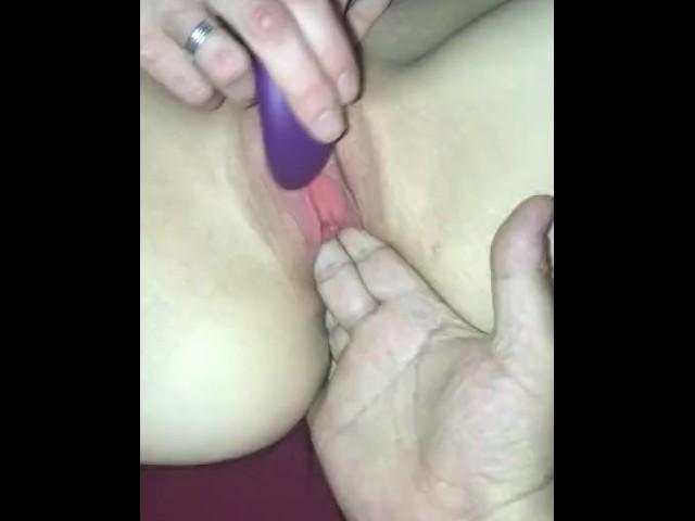 Clit Rubbing Orgasm Hard