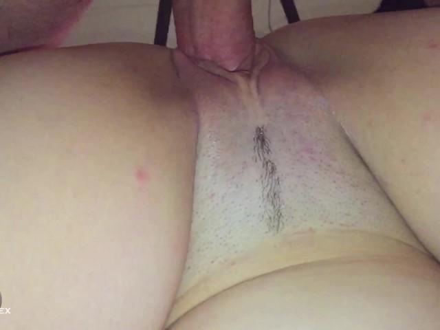Fucking Tight Girlfriend Pussy