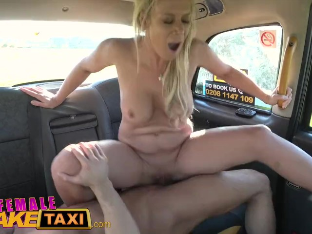 Fake Taxi Pussy Licking Orgasm