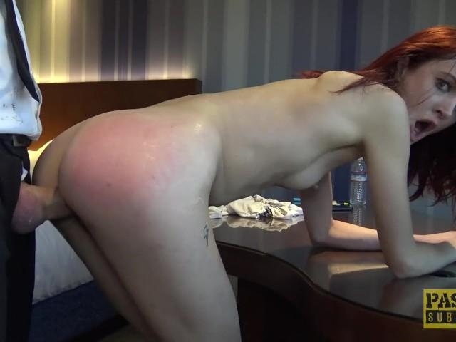 Bright redhead girl in bondadge and gaged getting fucked hard Redhead Teen Fucked Hard And Gagged By Powerful Maledom Free Xxx Porn Videos Oyoh