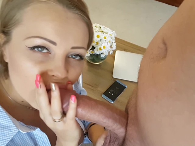 Make Him Cum 3 Times Blowjob
