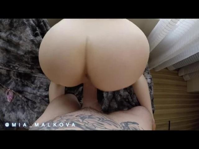 Fat Black Ass Riding Dick