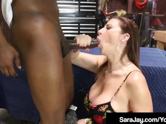 Busty Brunette Reiten Sex