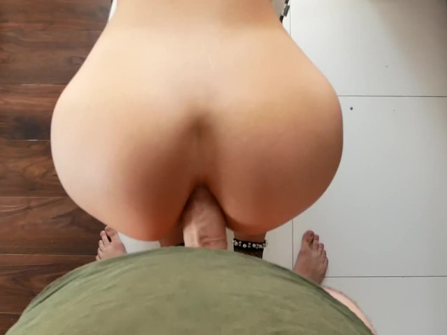 First Time Anal Strapon