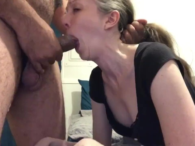 Use Her Throat Like Pussy