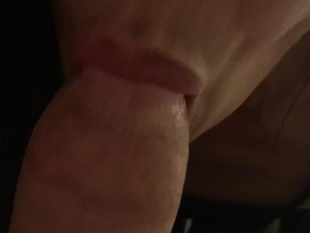 Begs Cum Inside Her Pussy