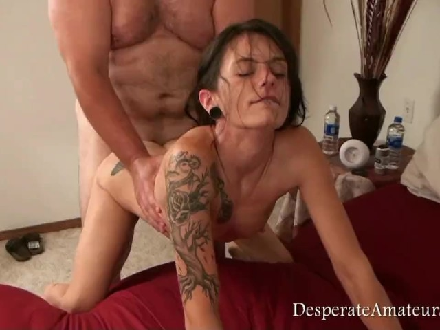 First Time Amateur Anal