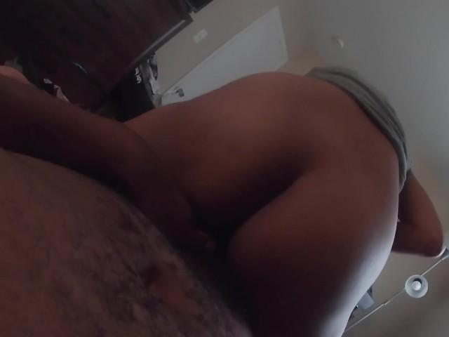 Fucking While She Cooks