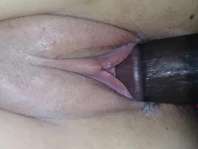 Pov Black Chick White Dick