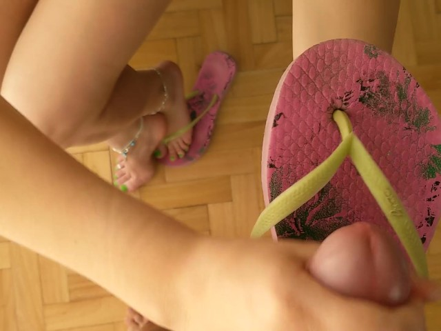 Sexy Feet Flip Flops Pics And Porn Images