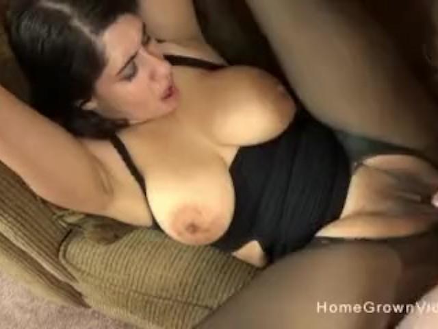Amateur Wife Gets Big Dick