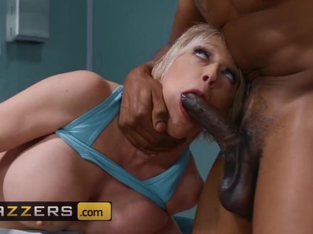 Blonde Milf Sucking Bbc