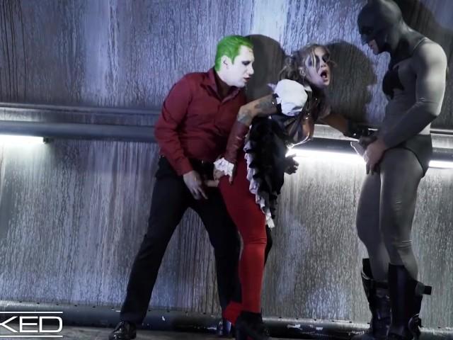 Harley Quinn Porno