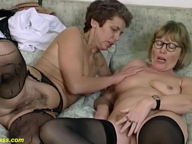 Granny Dildo
