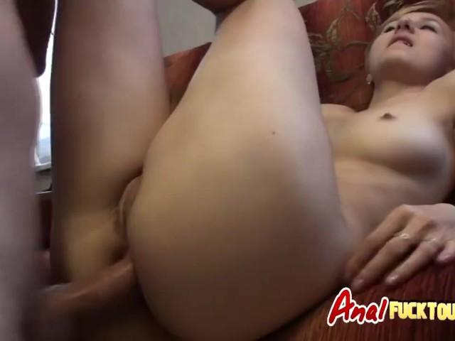 Супер Сексуальная Русская Девушка Наслаждается Сексом