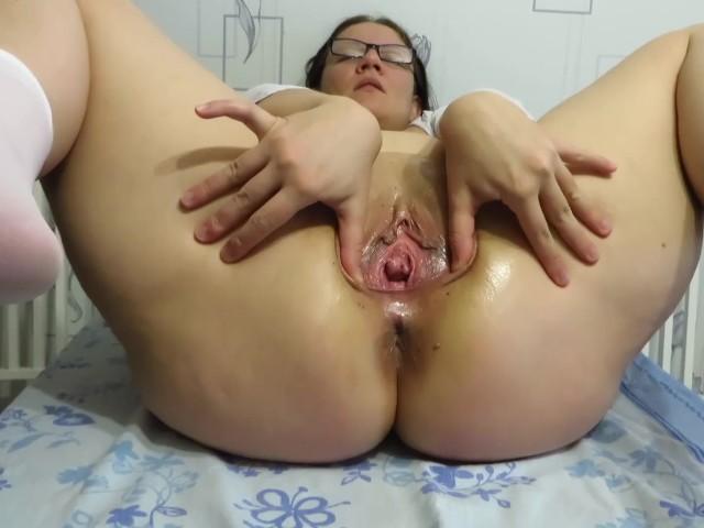 Reife Amateur Fisting Orgasmus