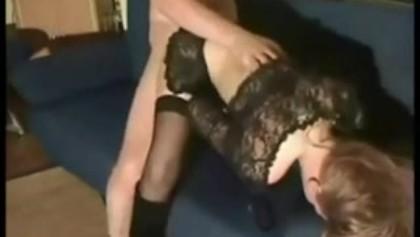 Redhead Große Titten Hausgemachte Amateur Mama