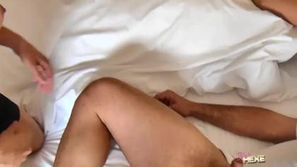 Big Booty Weißes Mädchen Squirting