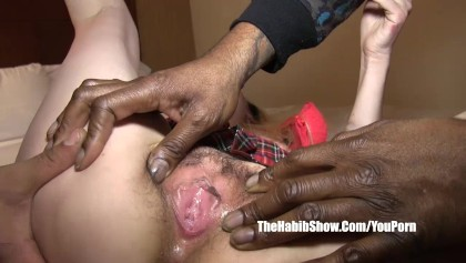 Chinese Hairy Pussy Milf Veronica Mei Lee Fucked Bbc Squad Gang