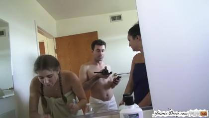 Порно Группа Трое