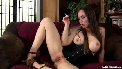 Rauchen Fetisch Sissy Trainer