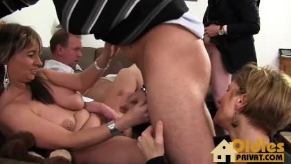 Czeski Sex Grupowy