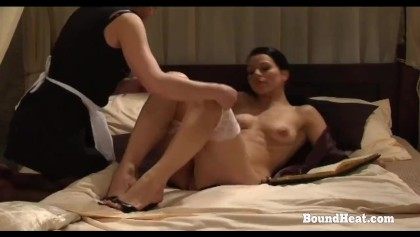 On Consignment 3: Maid Really Knows How To Pleasure Her Mistress