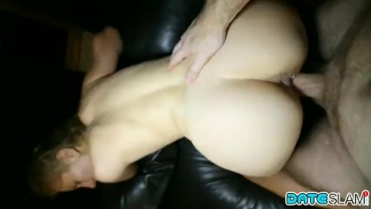 Pretty Blonde With Thick Ass Uses Facebook To Find Sex