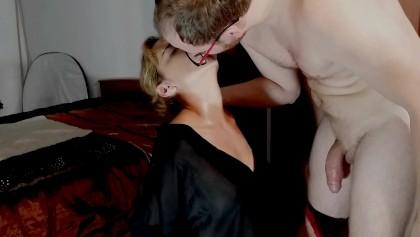 Pegging Bruder Schritt-Schwester Inzest Porno