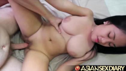 public threesome big tits