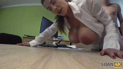 LOAN4K. Miss has spent all money for boobs and now returns them